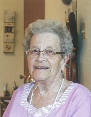 Beryl Bauman, 90