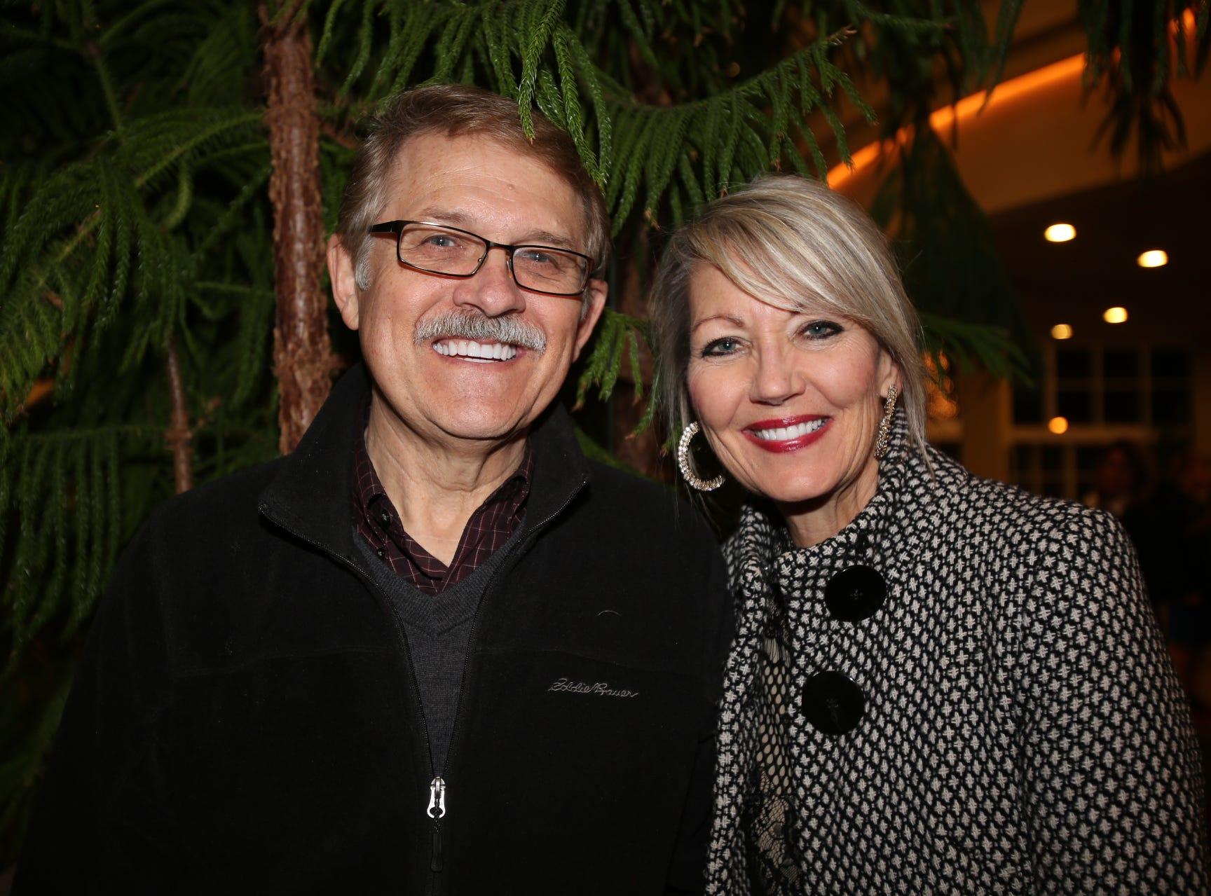 RC and Karen Amer