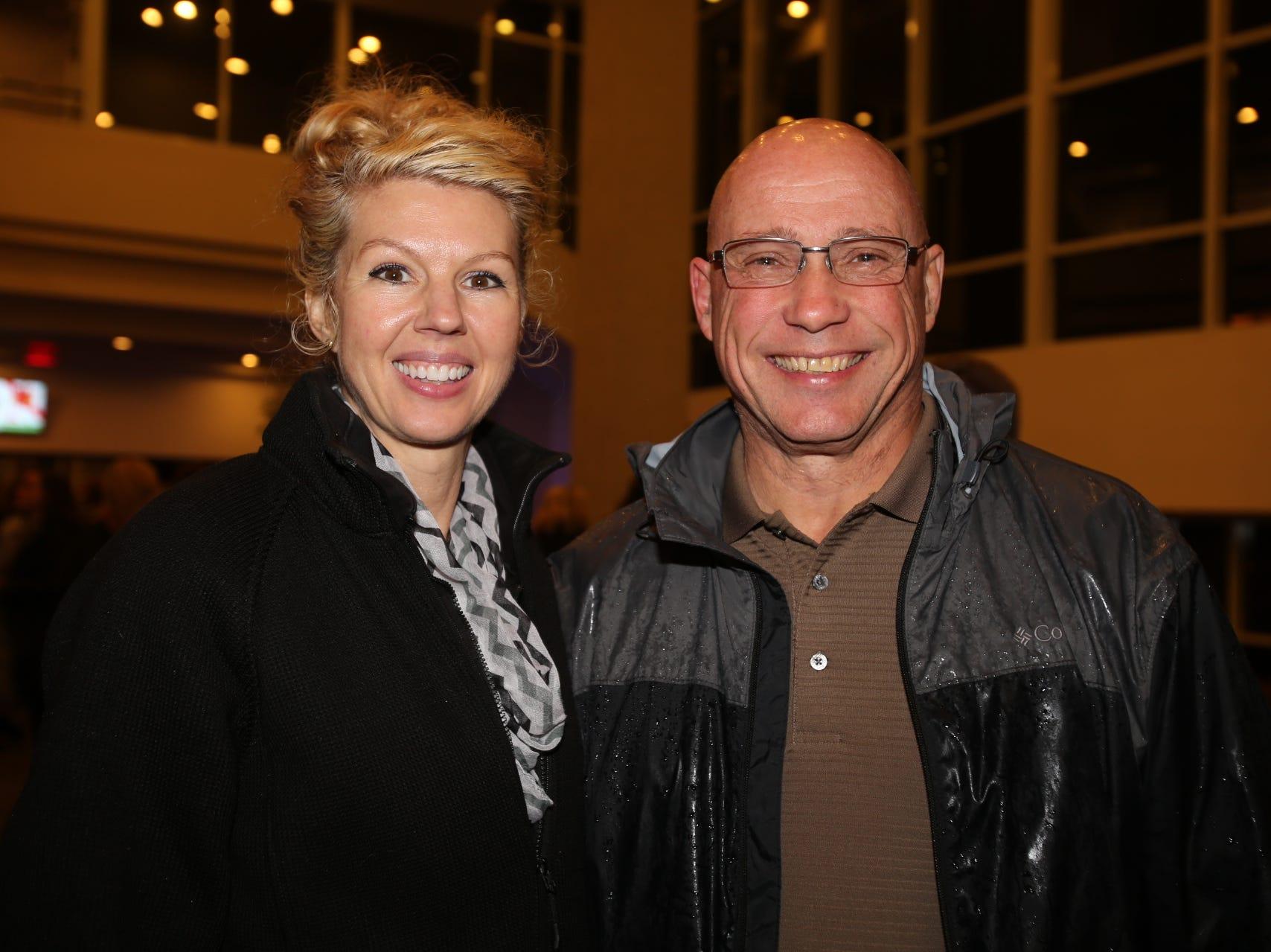 Nancy and Bob Propst