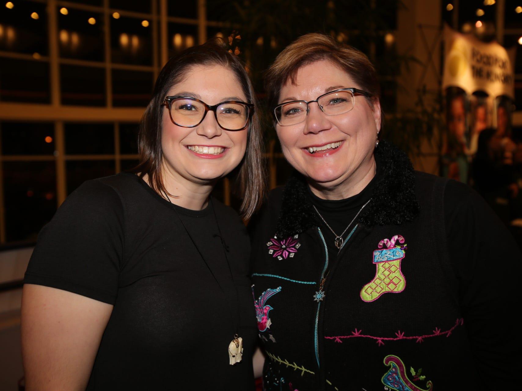 Meagan and Vicki Good