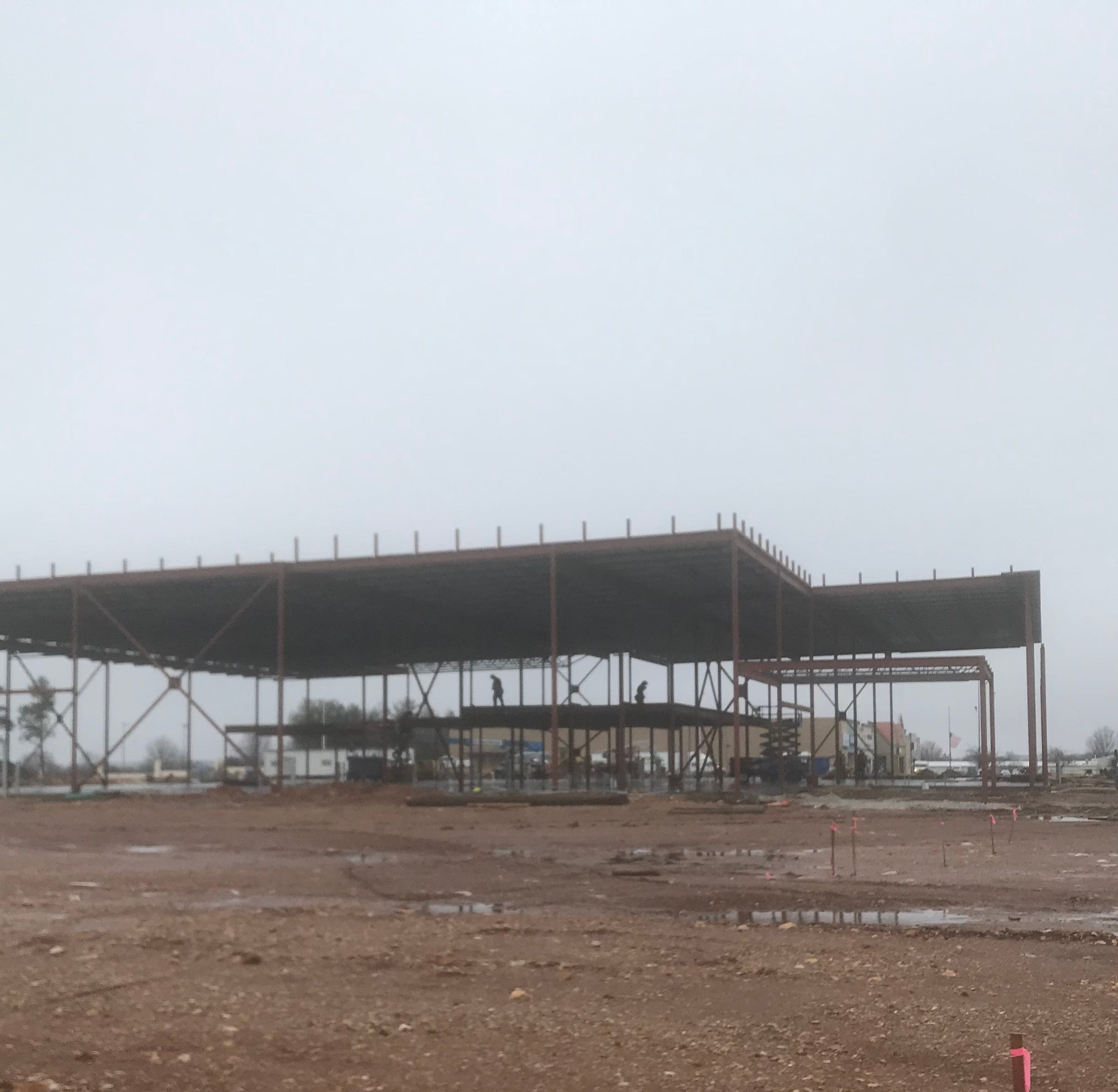 Answer Man: Can you tell me what's being built at intersection of Highway 65 and Division?