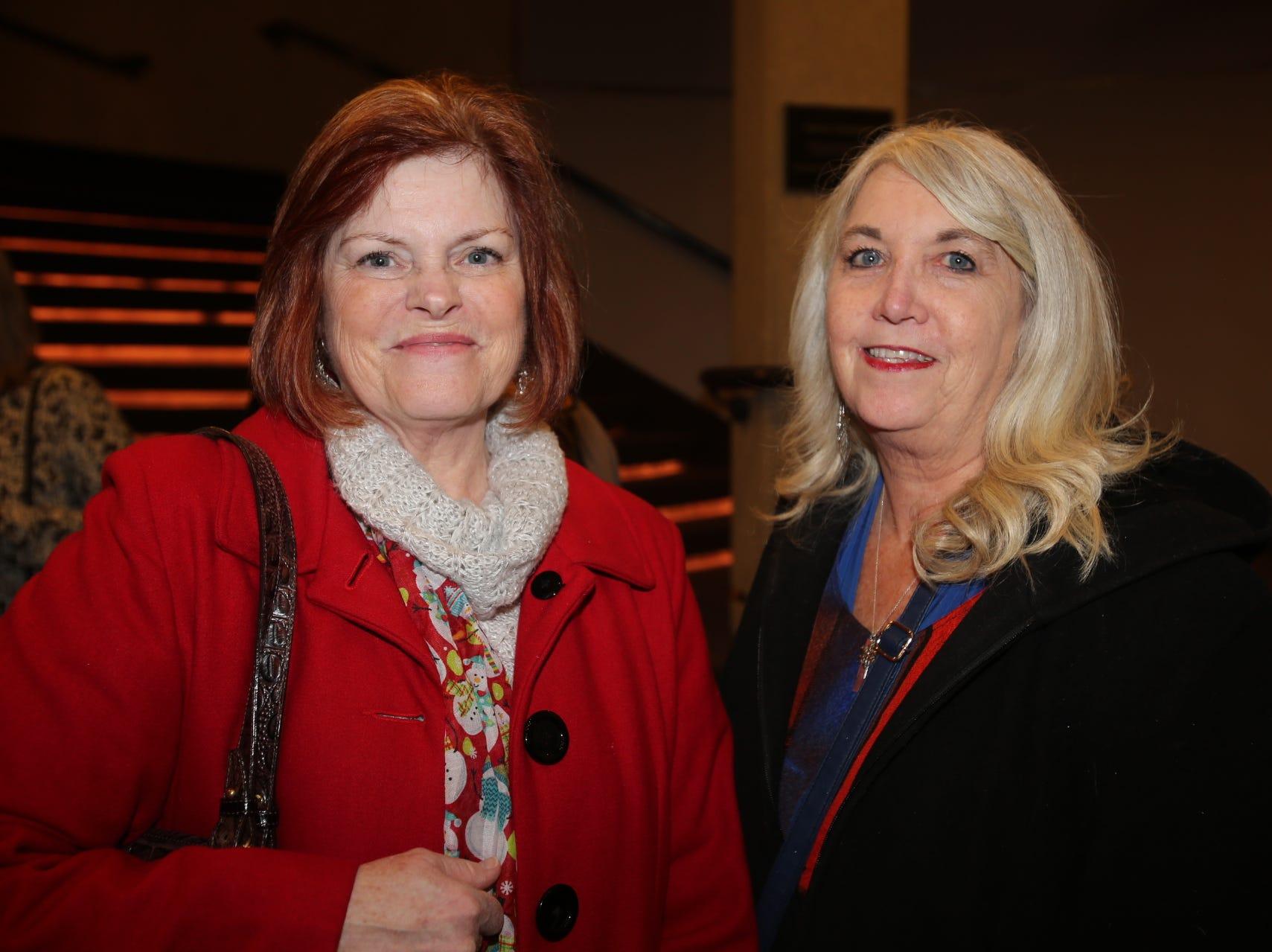Peggy Horn and Jill Franck