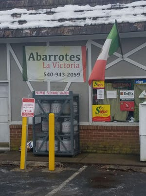 Waynesboro police found methamphetamine with a street value of $3,900 at the Abarrotes La Victoria store in on Dec.13.