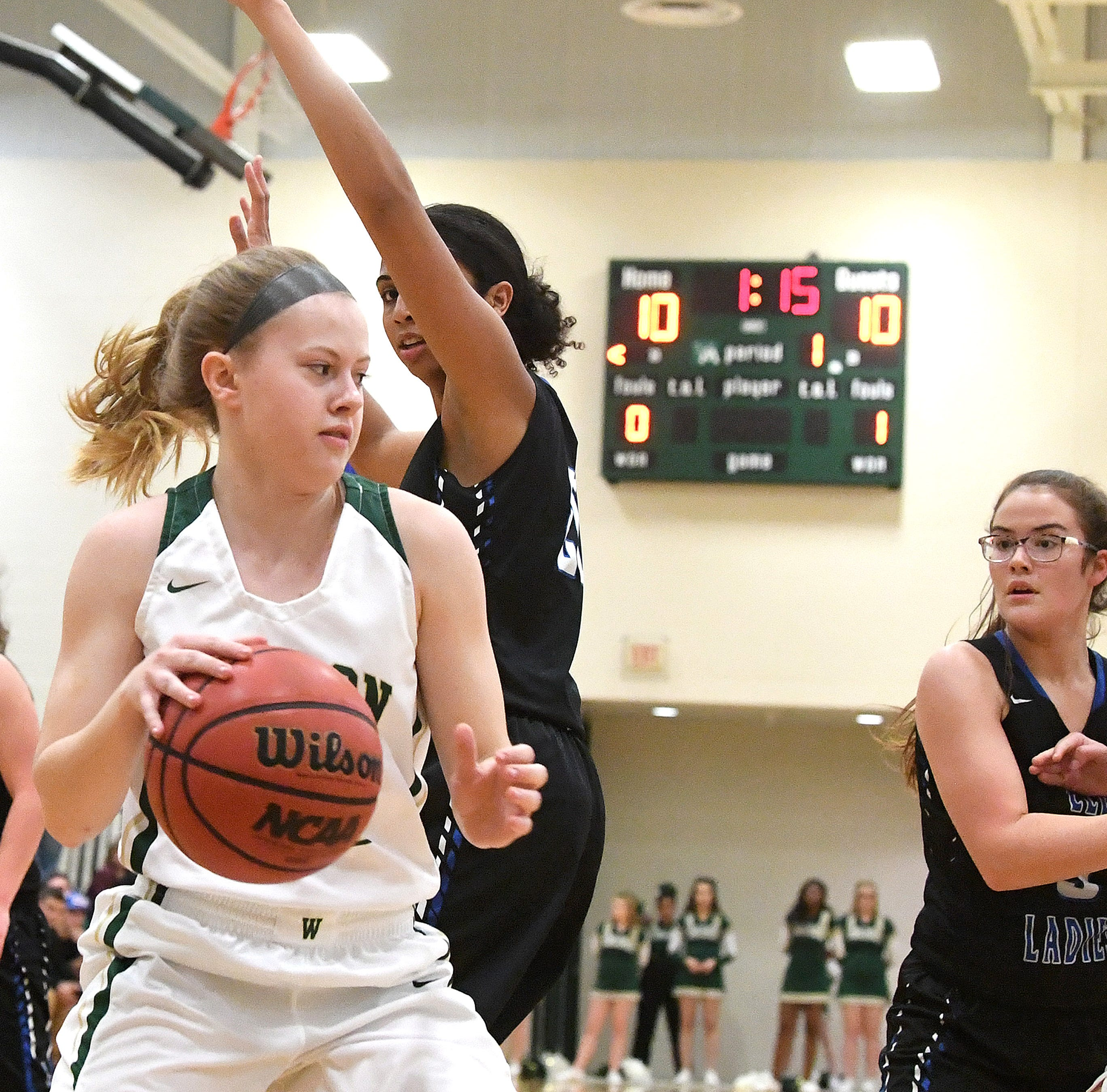 Late third-quarter run sparks Wilson girls