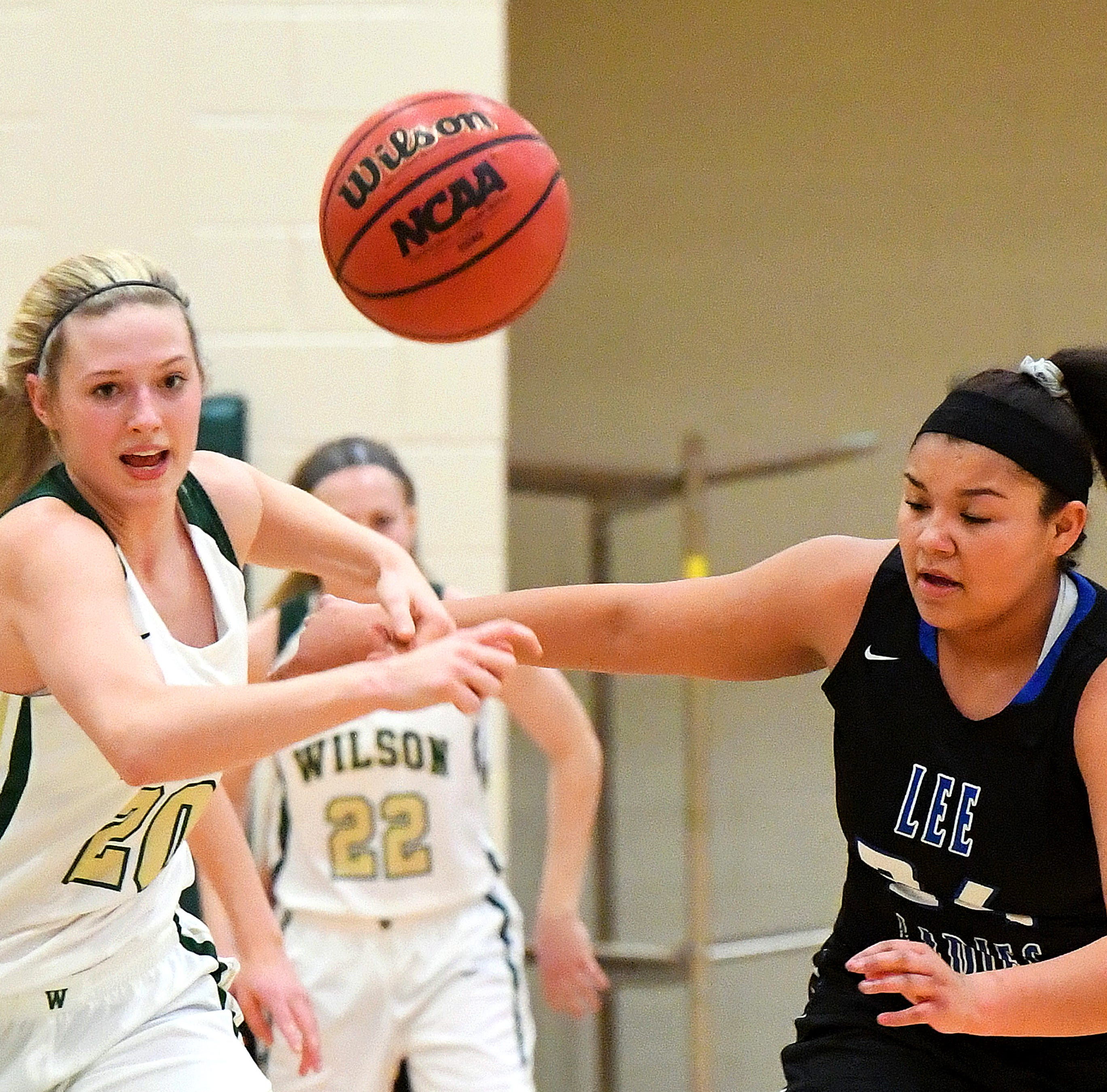 Postgame: Wilson tops Lee - girls basketball