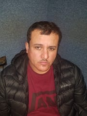 Waynesboro resident Ramon Aguilera Bedolla was taken into custody for possession of methamphetamine with the intent to distribute and possession of a firearm while in possession of drugs.