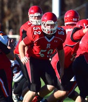 First-team Offense: Jake Greer, OL, Sr., Riverheads — First-team All-Shenandoah District and All-Region 1B