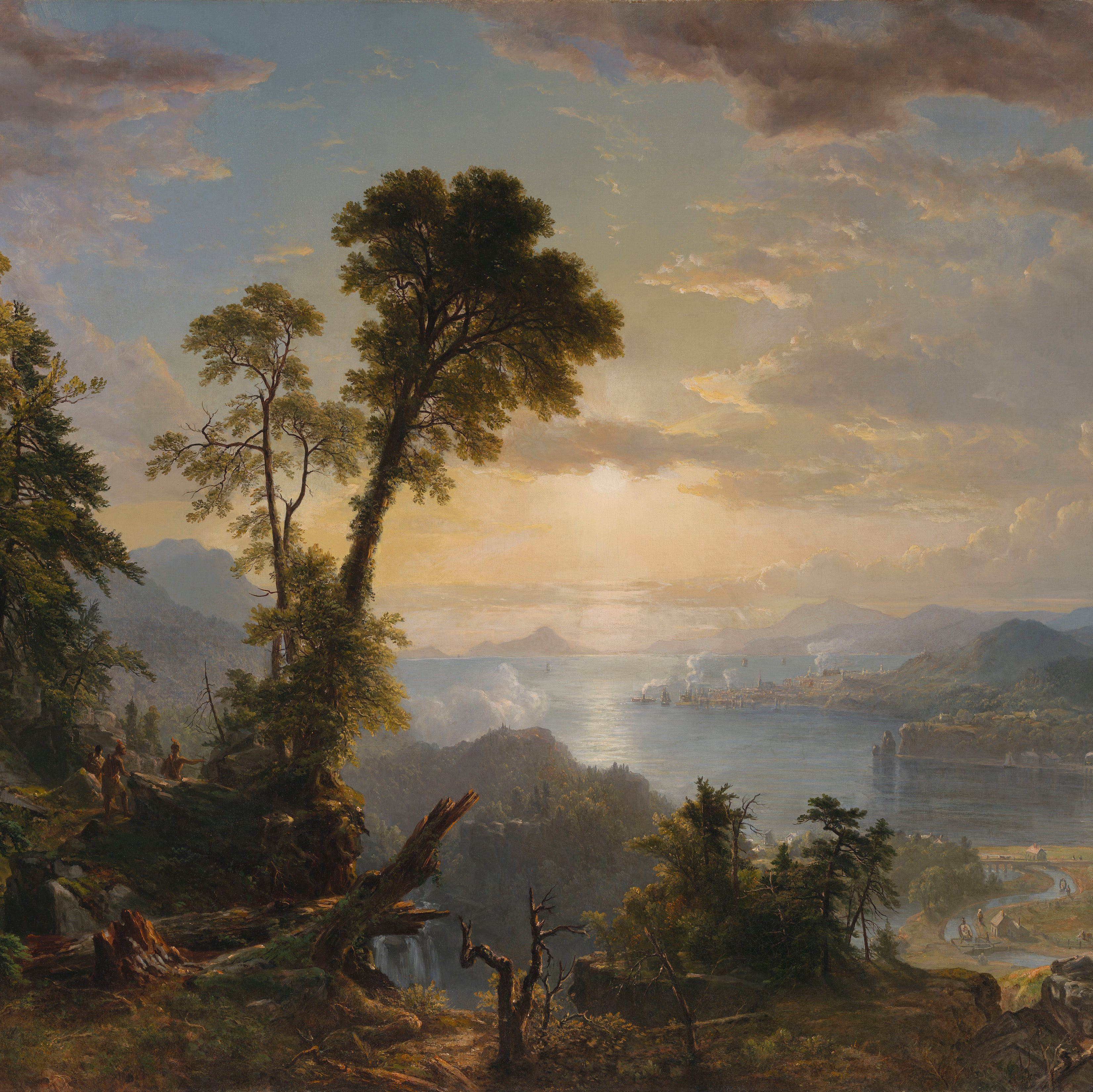 Mystery donor gives Virginia museum painting worth $40M