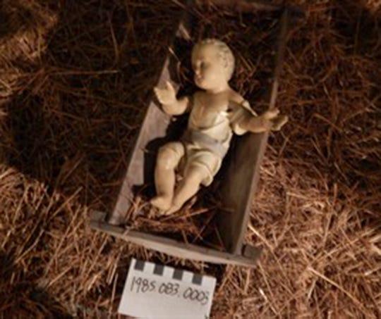 The missing savior figure.