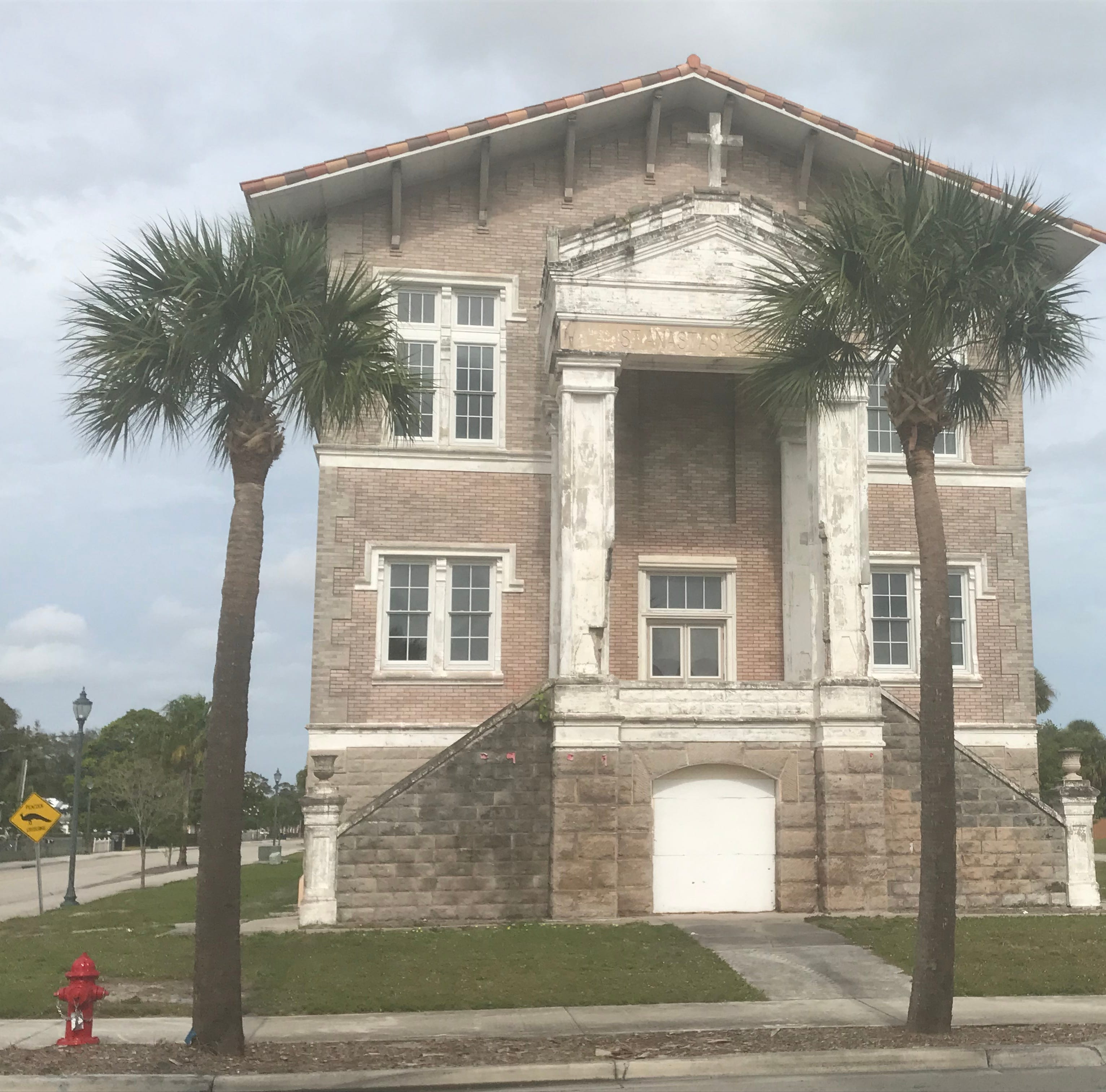 Fort Pierce seeks developer to renovate Old St. Anastasia Catholic School
