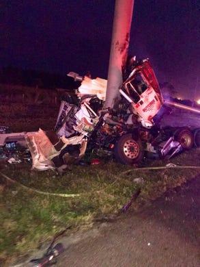 Truck driver Christopher Laser killed in fatal crash on interstate