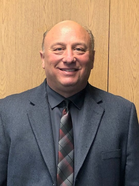 Jeff Davis will serve as Ventura Unified's interim superintendent after Superintendent David Creswell's last day Dec. 21