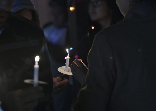 On Thursday night, candlelight illuminated Visalia's Oval. The candles burned in honor of survivors of sexual abuse and violence. The vigil was part of the Take Back the Night event hosted by ACT for Women and Girls, a local reproductive justice organization. It was the first ever Take Back the Night event hosted in Visalia.