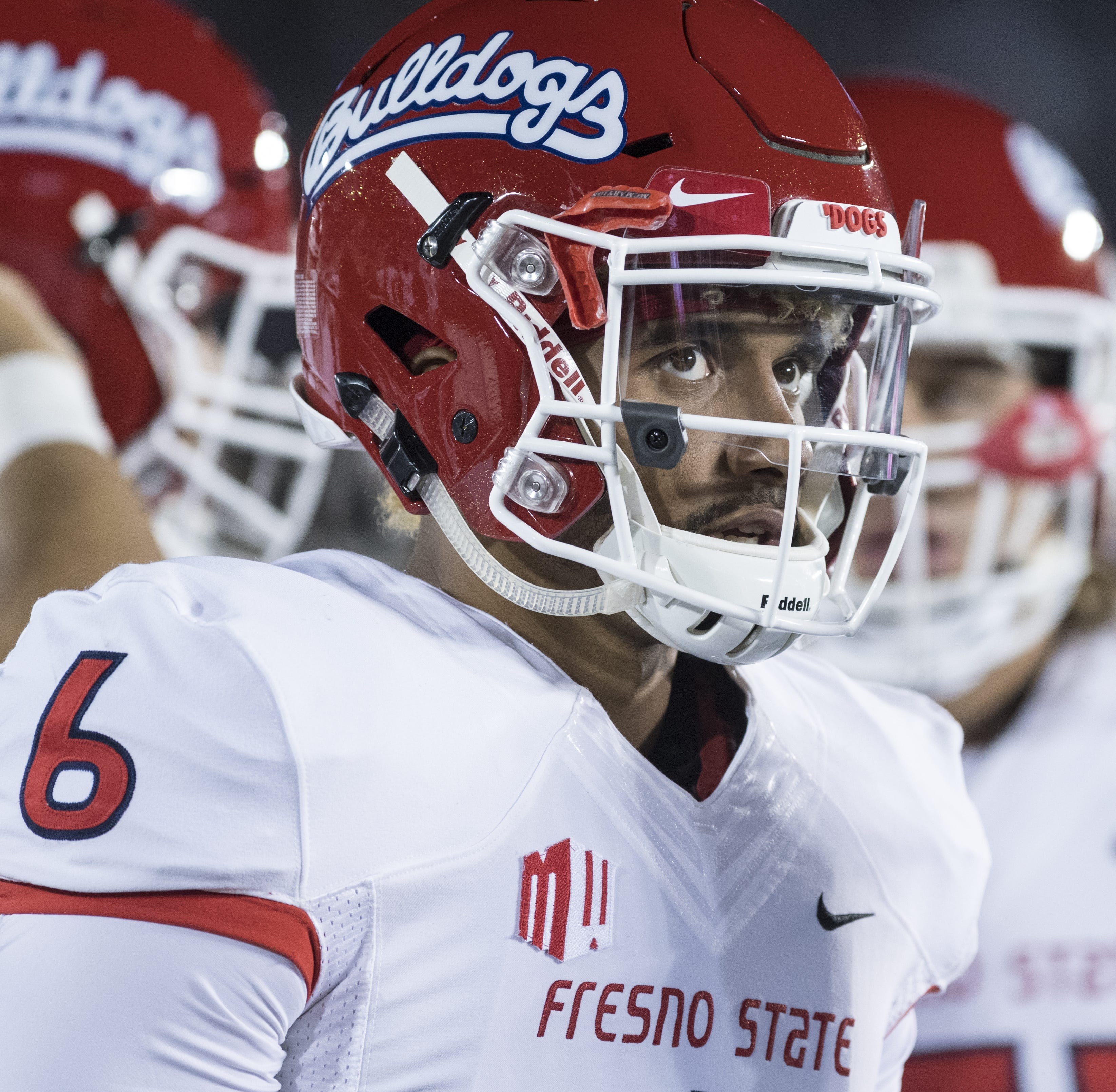 Dinuba's Marcus McMaryion to lead Fresno State at Las Vegas Bowl