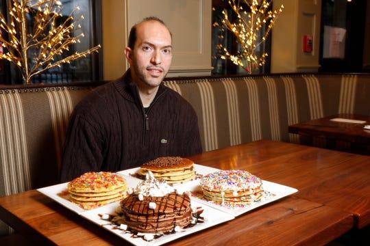 Harry Georgiu owner of the Mount Kisco Diner on Dec. 14, 2018.