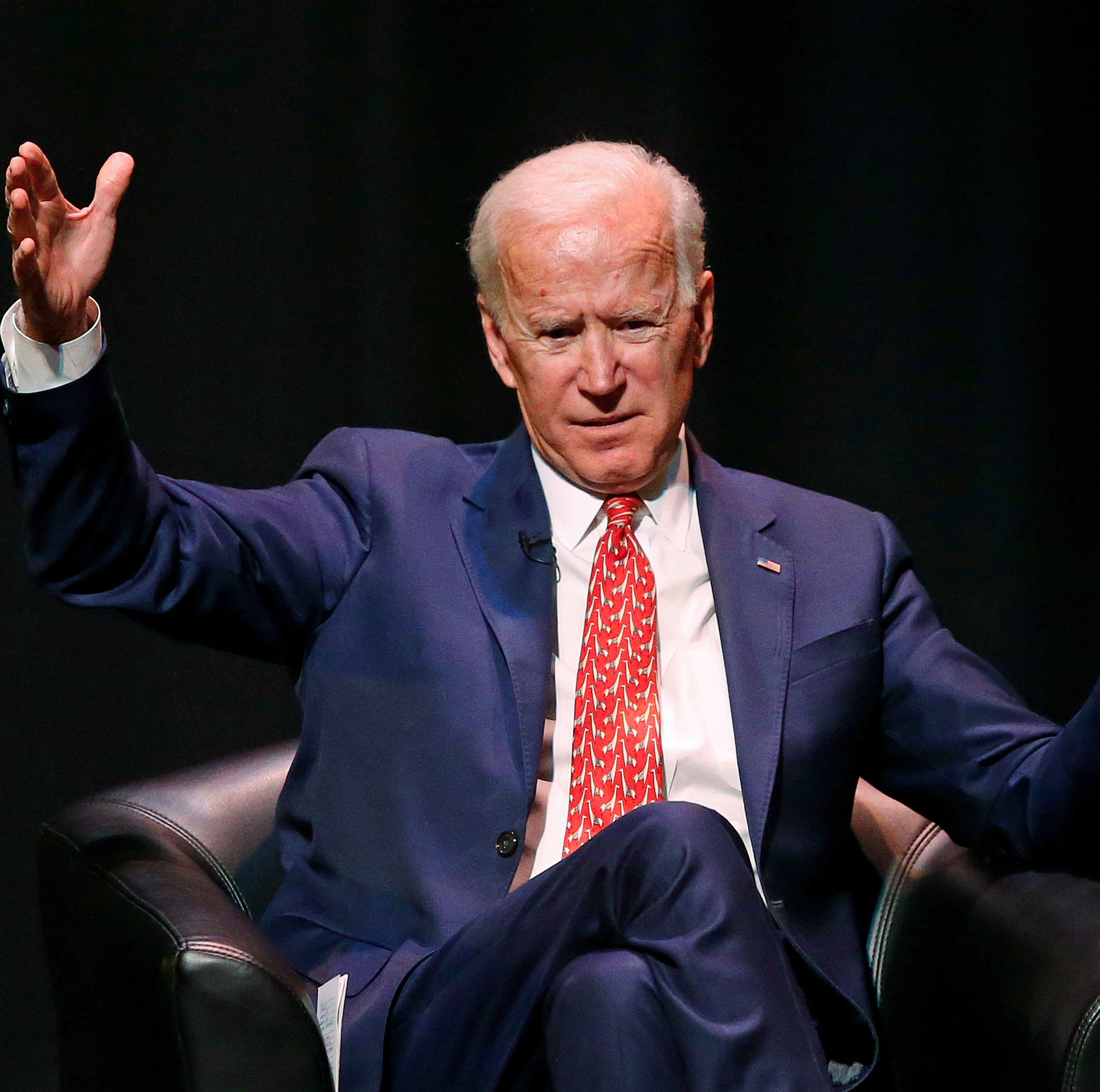 Joe Biden wrestles with age as he eyes 2020 run
