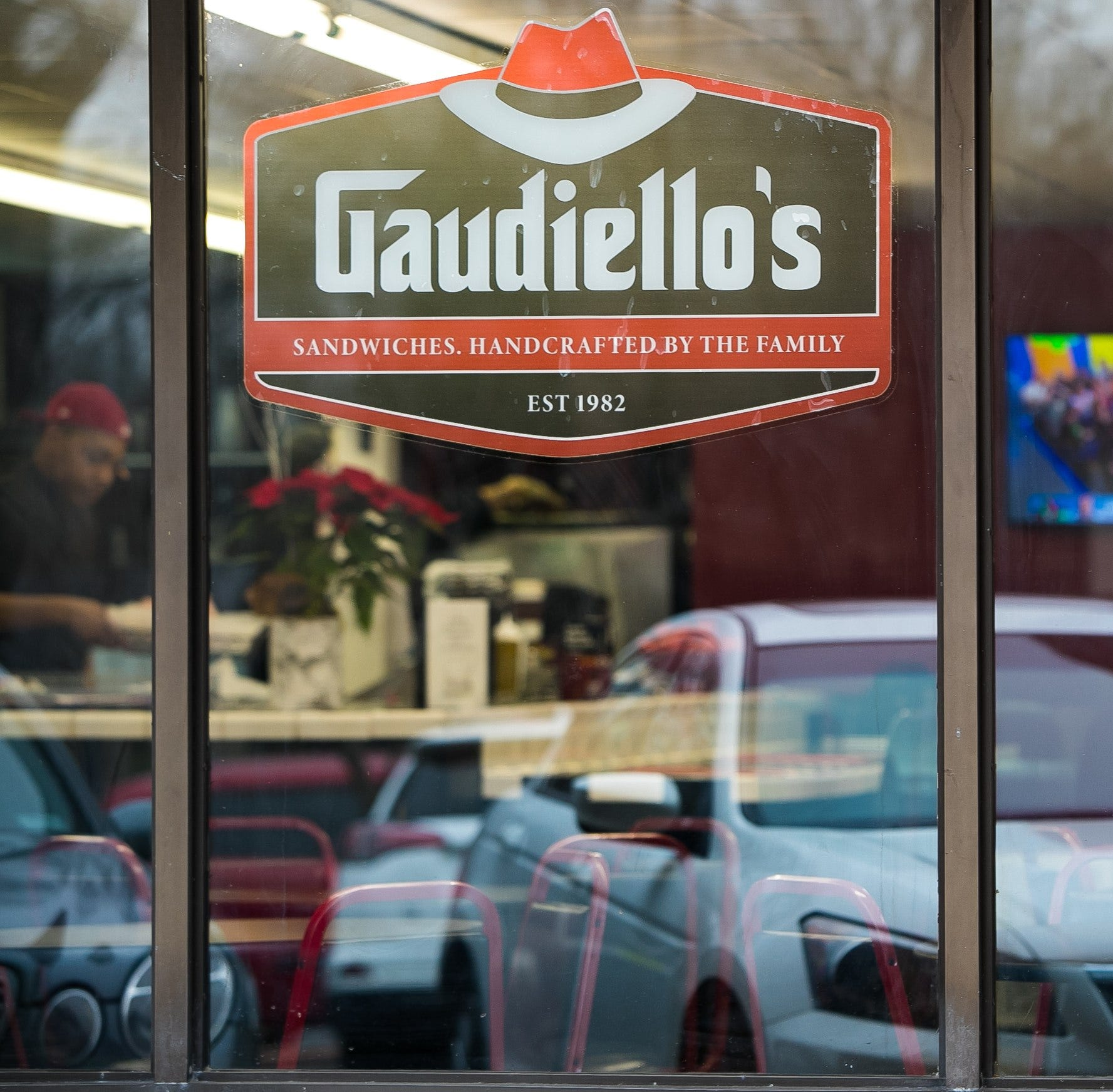 Eric Huntley, who used to be the executive chef of RedFire restaurant in Hockessin, opened up Gaudiello's in Trolley Square.