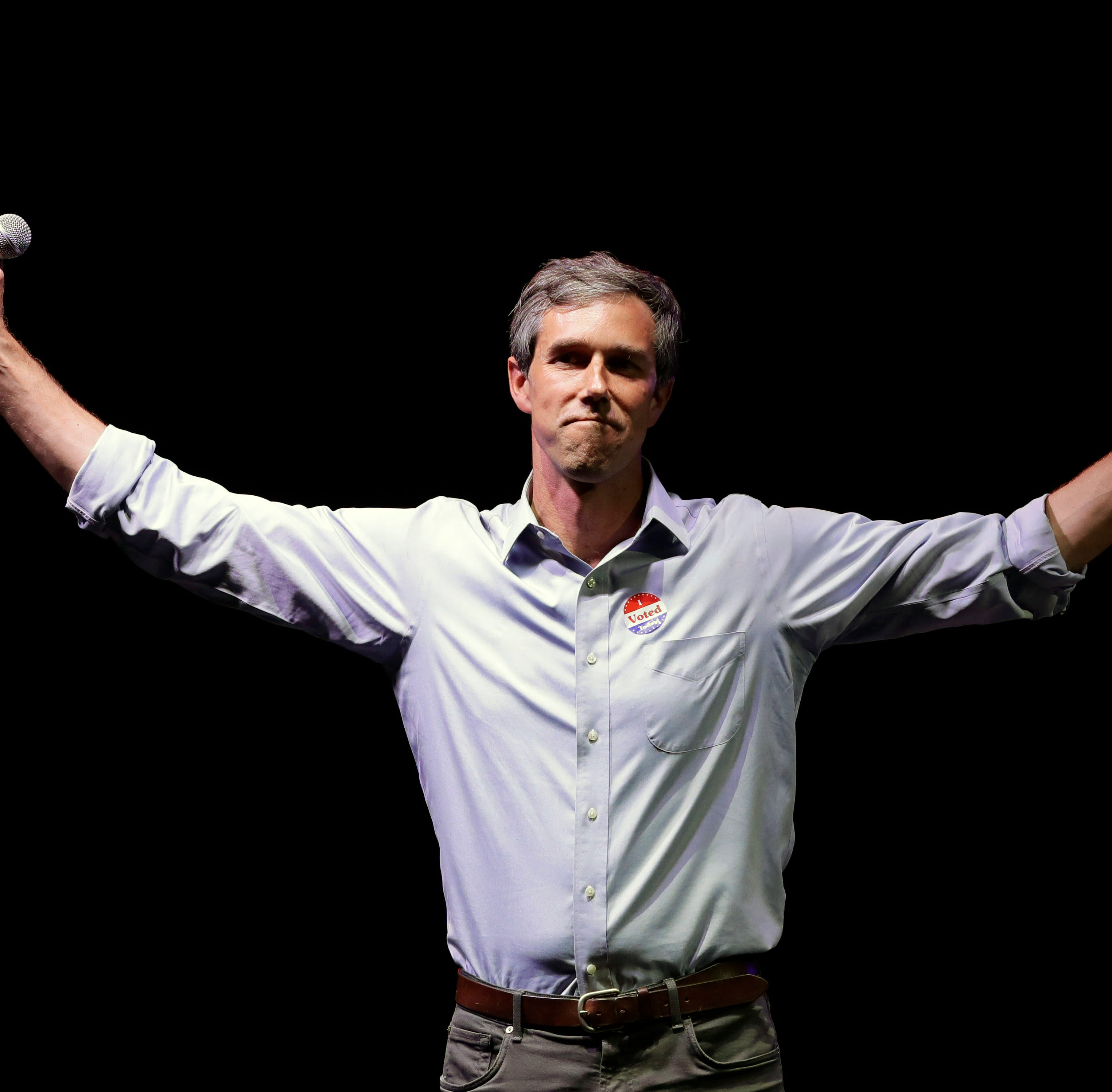 Iowa Poll: Likely Democratic caucusgoers already like Beto O'Rourke