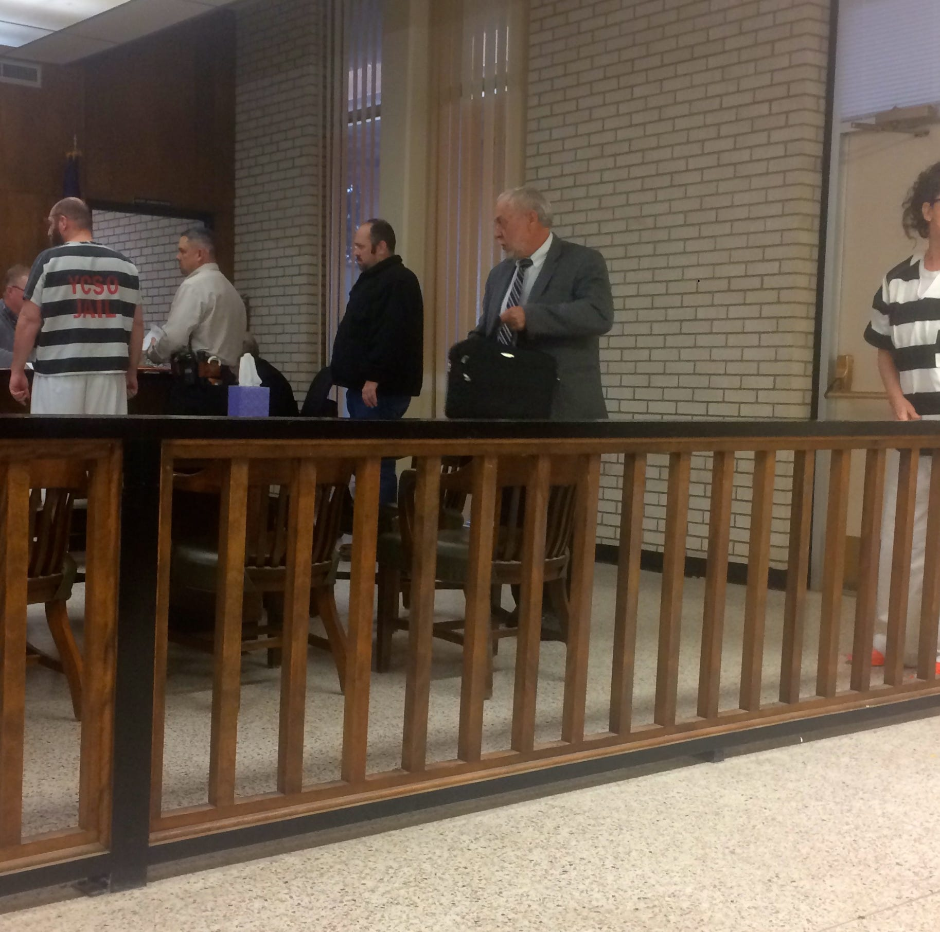 Seymour couple pleads guilty to sexual assault, child pornography charges involving a 1-year-old