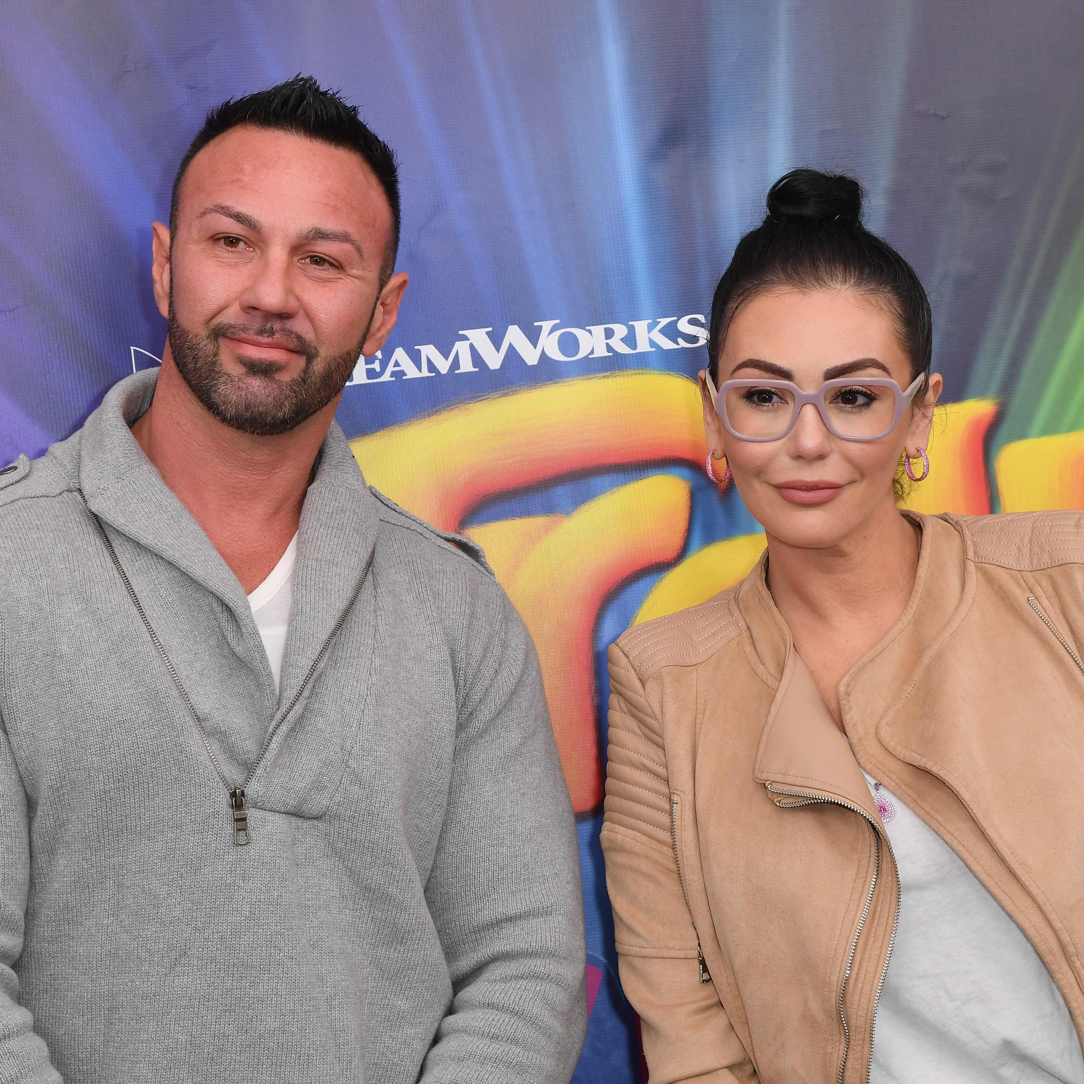 'Jersey Shore' star JWoww gets temporary restraining order against ex Roger Mathews
