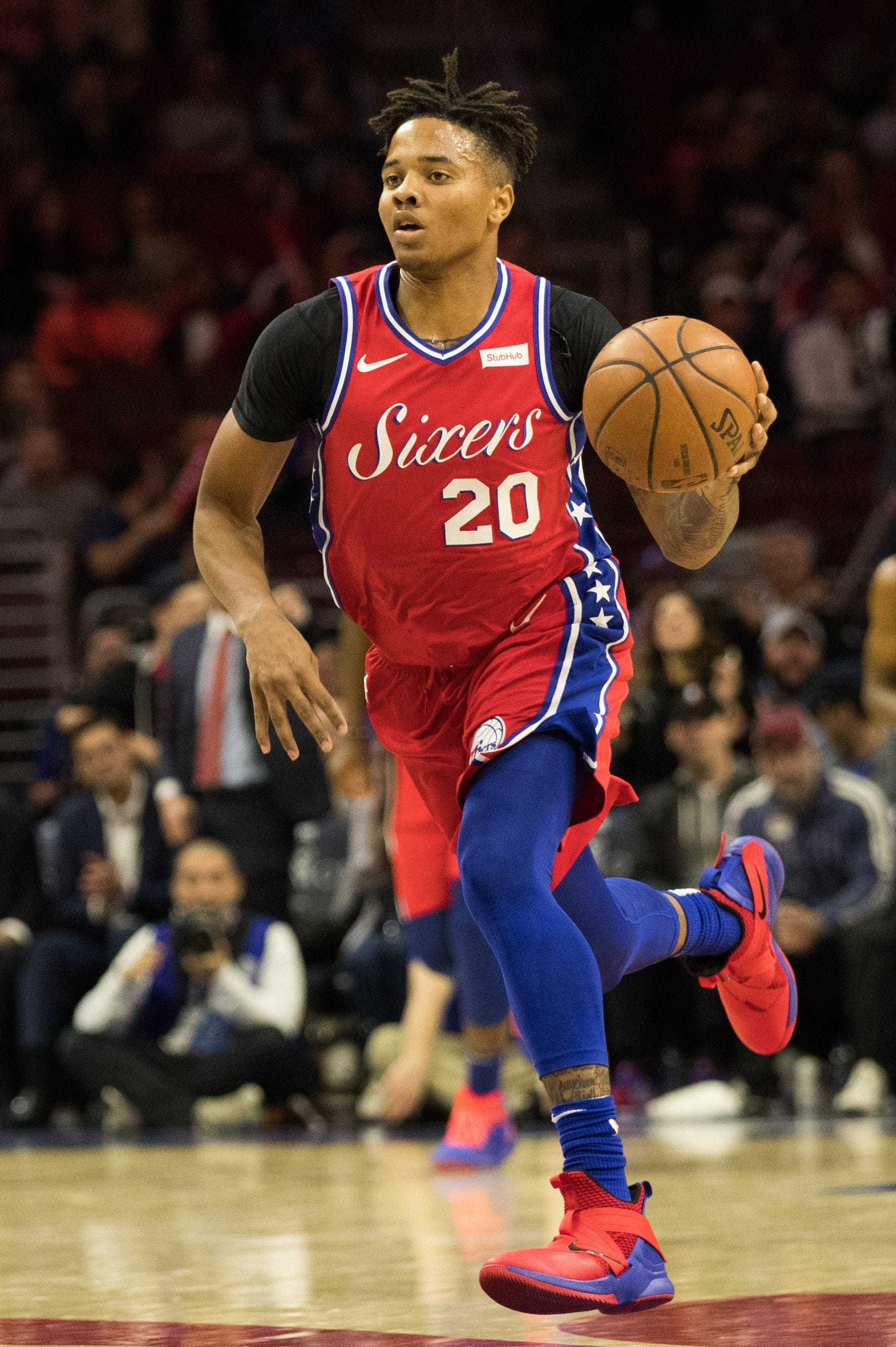 Pistons have interest in trading for 76ers' Markelle Fultz