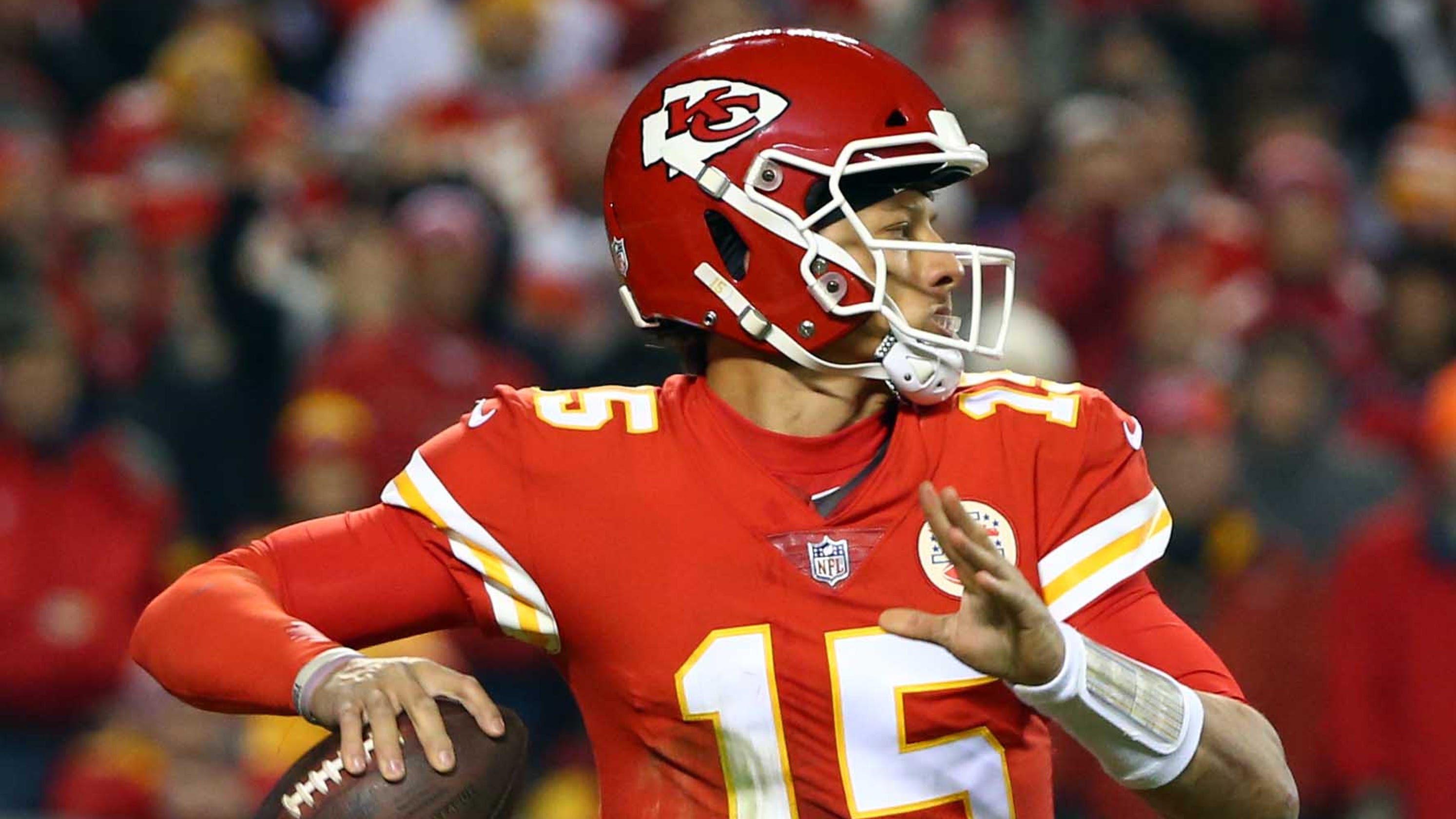 1526c589597 Chiefs might not have supporting cast capable of winning title with Patrick  Mahomes