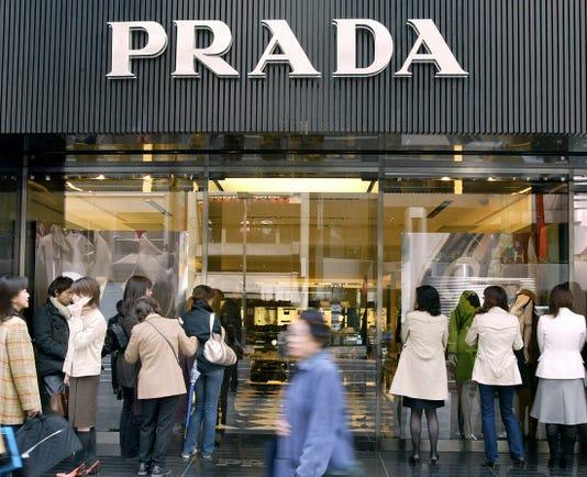 Afp Japan Italy Prada Files I Fin Jpn To