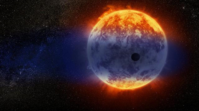 Evaporating planet: Hubble telescope discovers 'hot Neptune'
