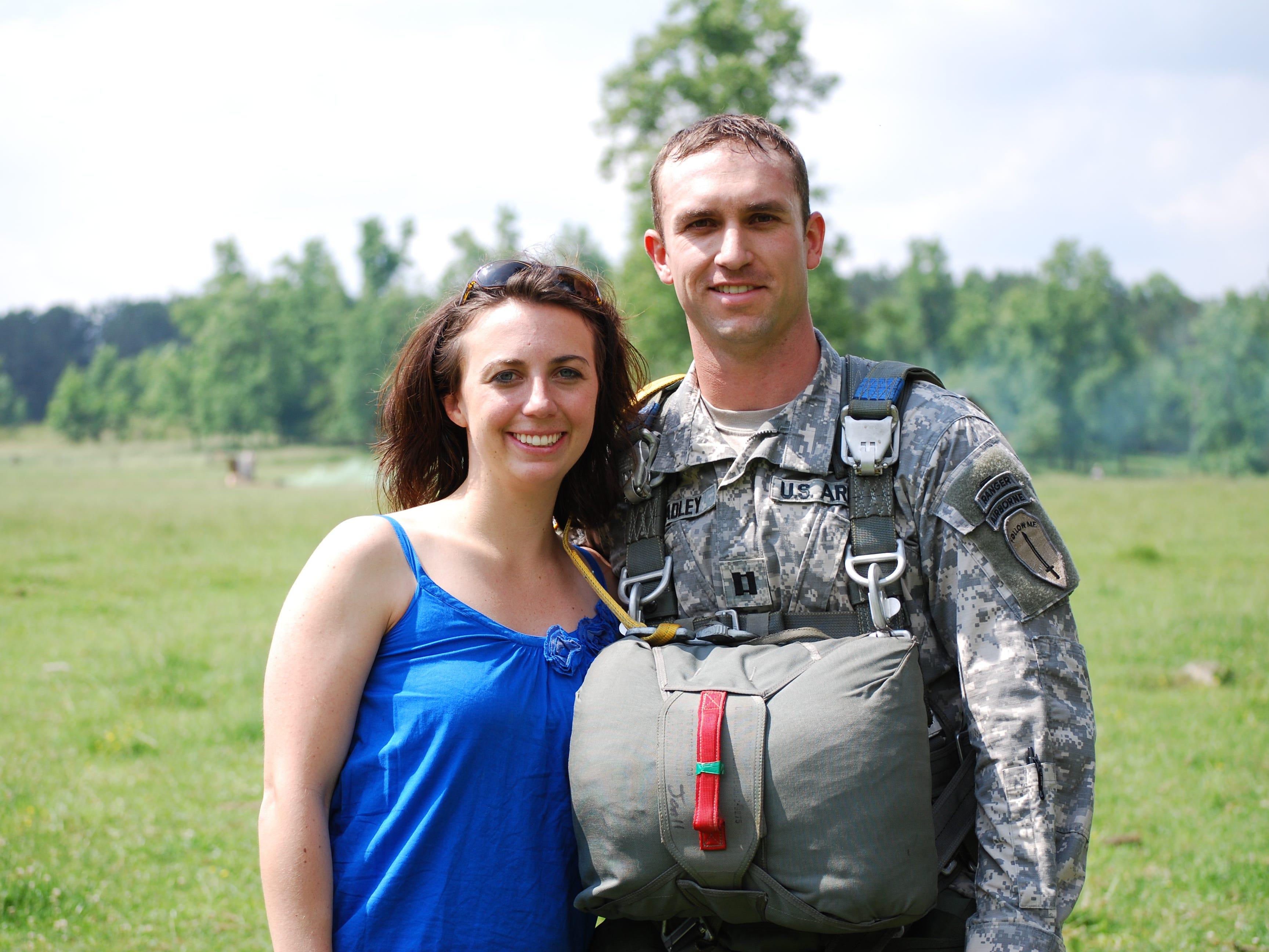 Pain and pride for military spouses at Christmas | Guestview