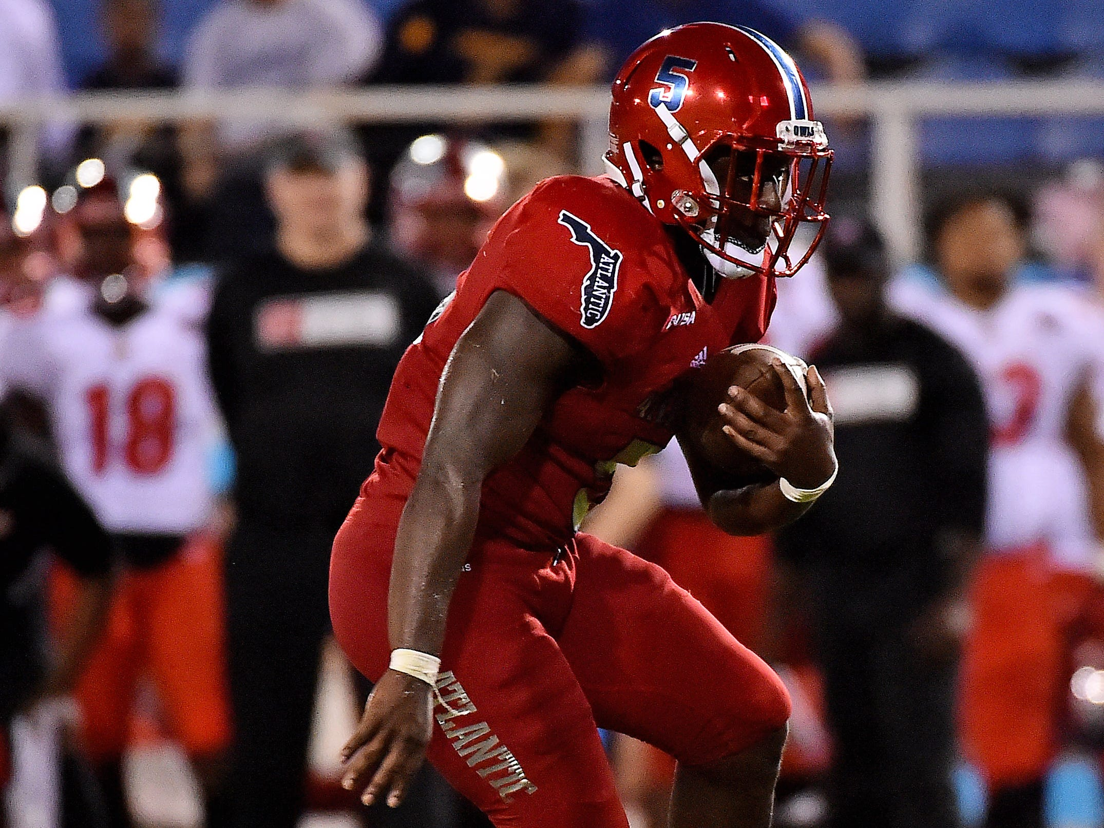 Devin Singletary, RB, Florida Atlantic