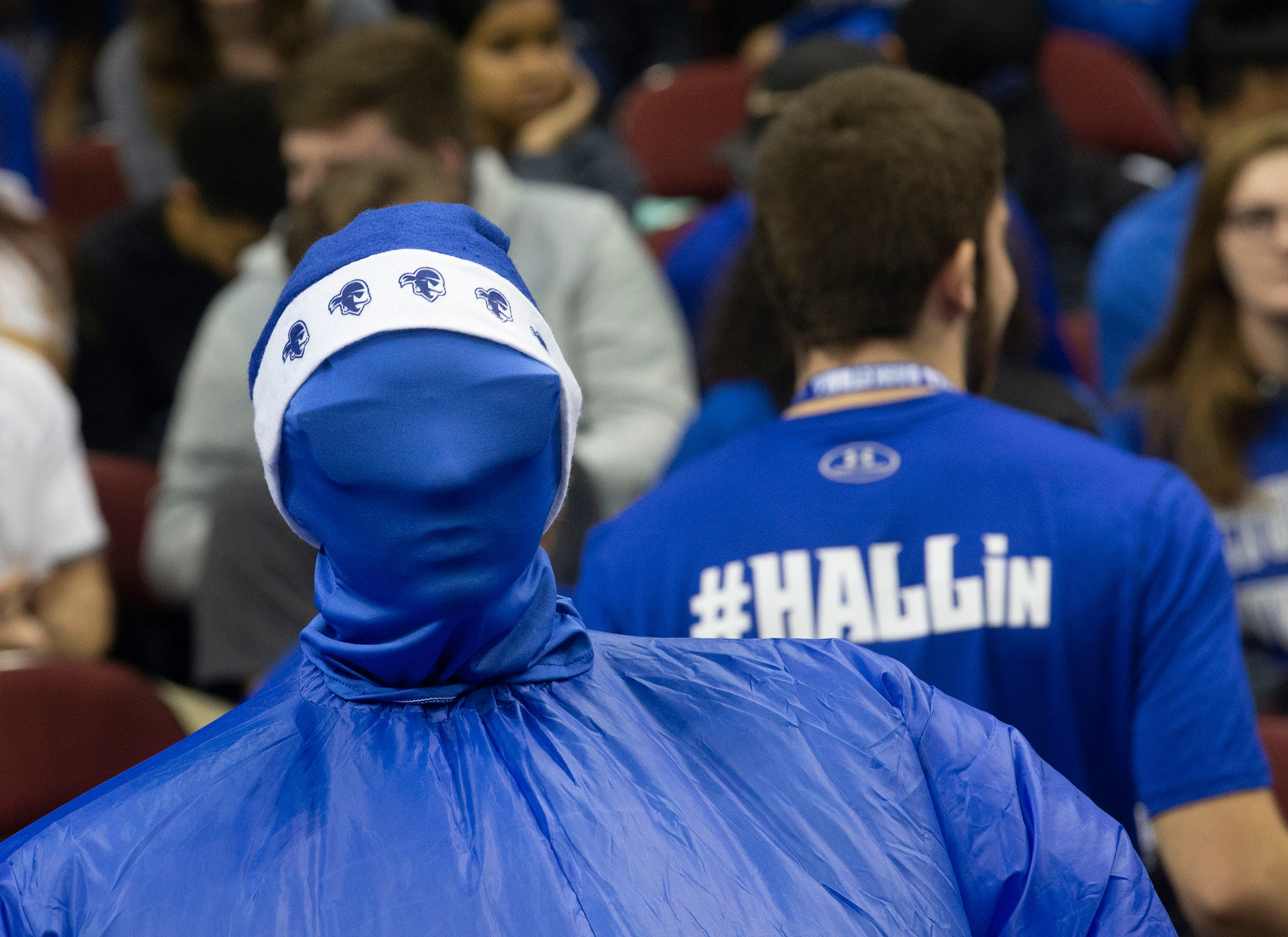 Seton Hall basketball: DePaul next