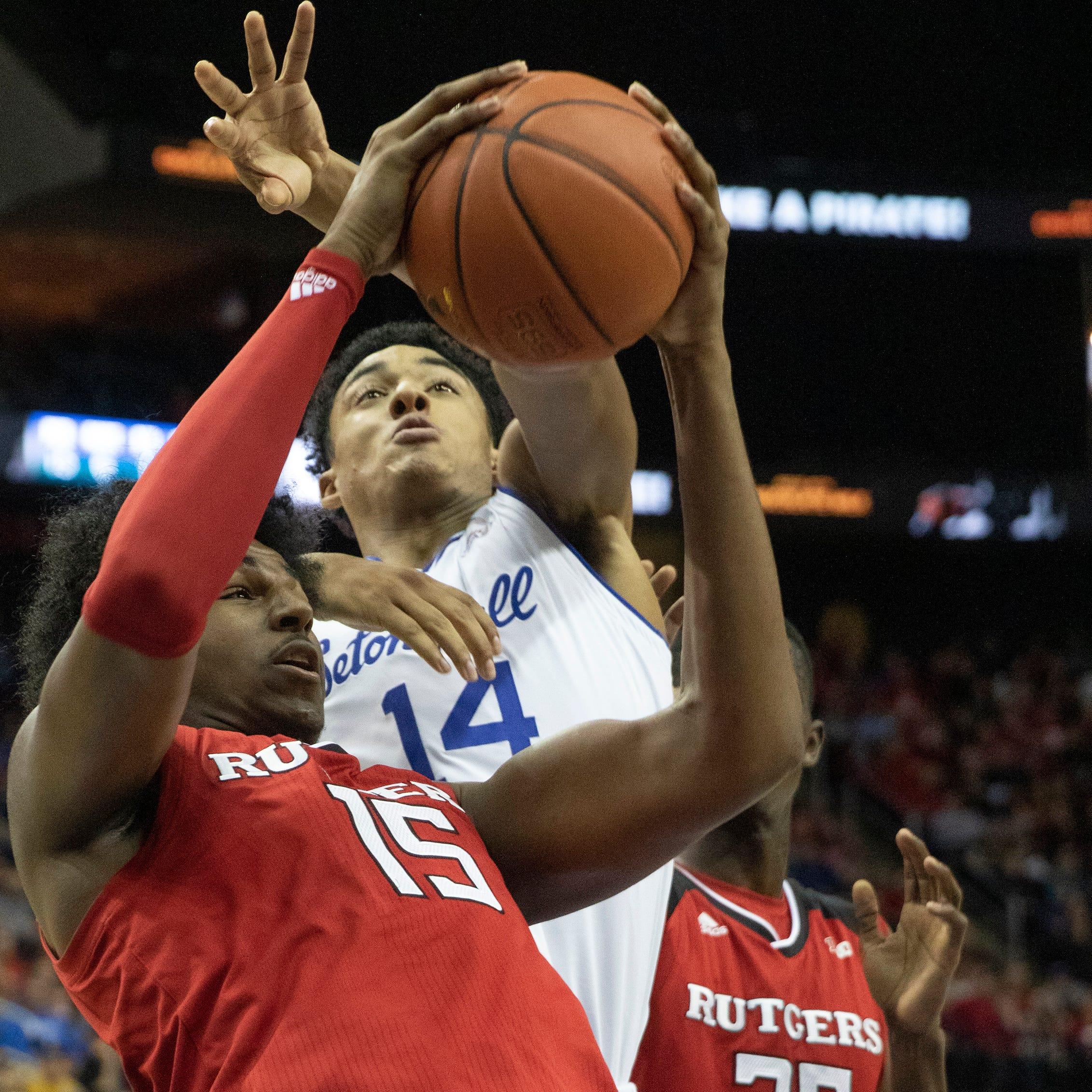 Rutgers-Seton Hall: Pirates avoid letdown against Scarlet Knights