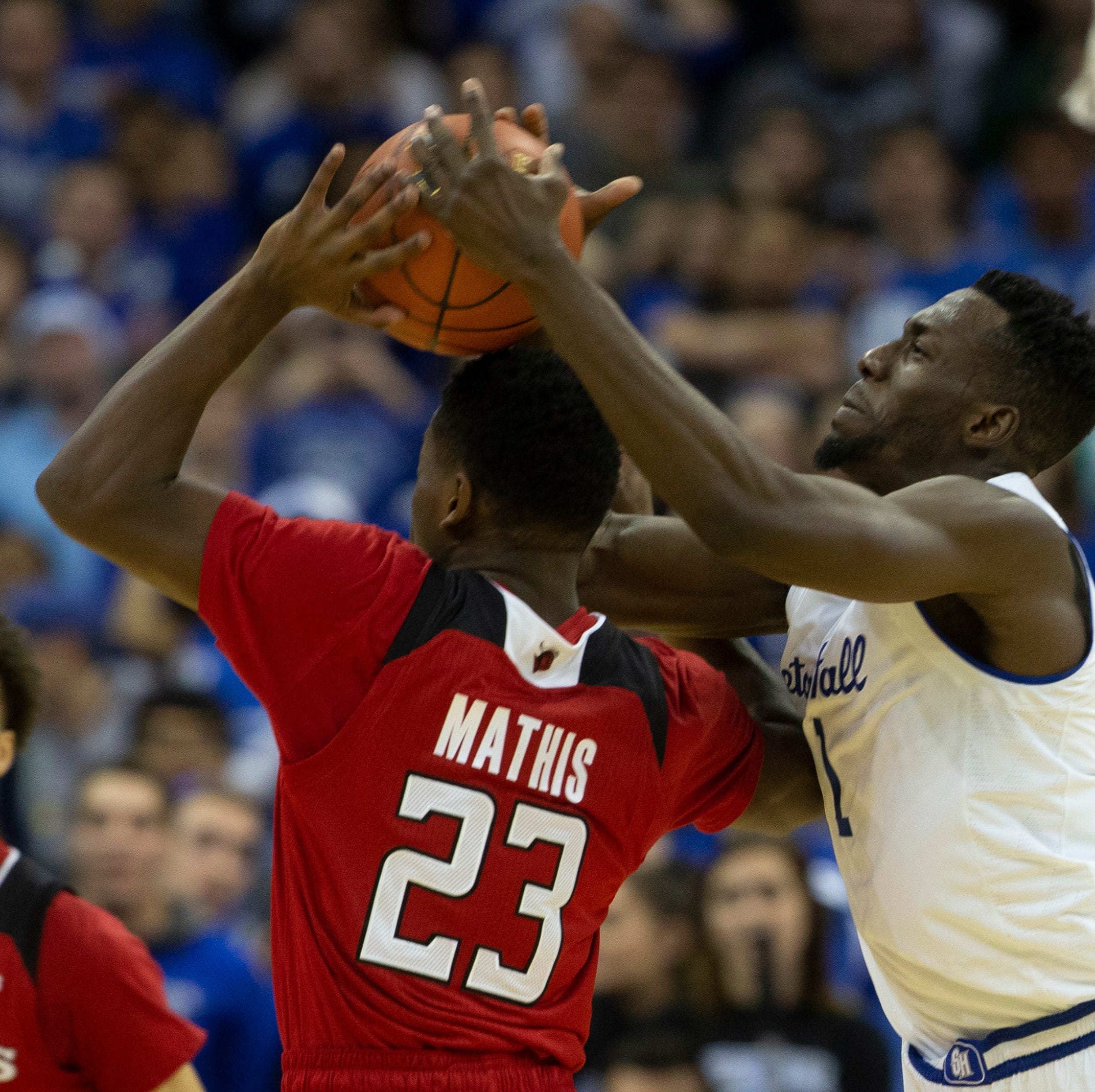 Sparks fly as Myles Powell leads Seton Hall basketball to revenge win over Rutgers