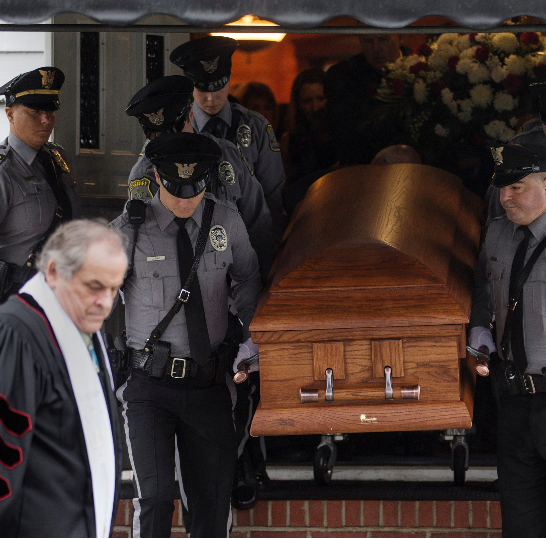Freeholder John C. Bartlett's last request: 'Take care of your mother'