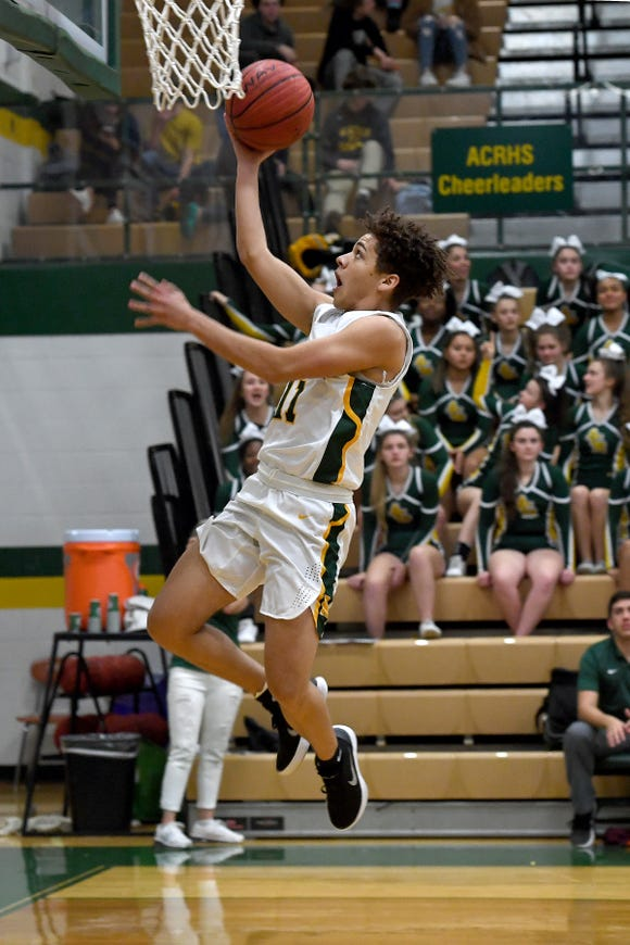 Reynolds remained undefeated with a win over Tuscola.