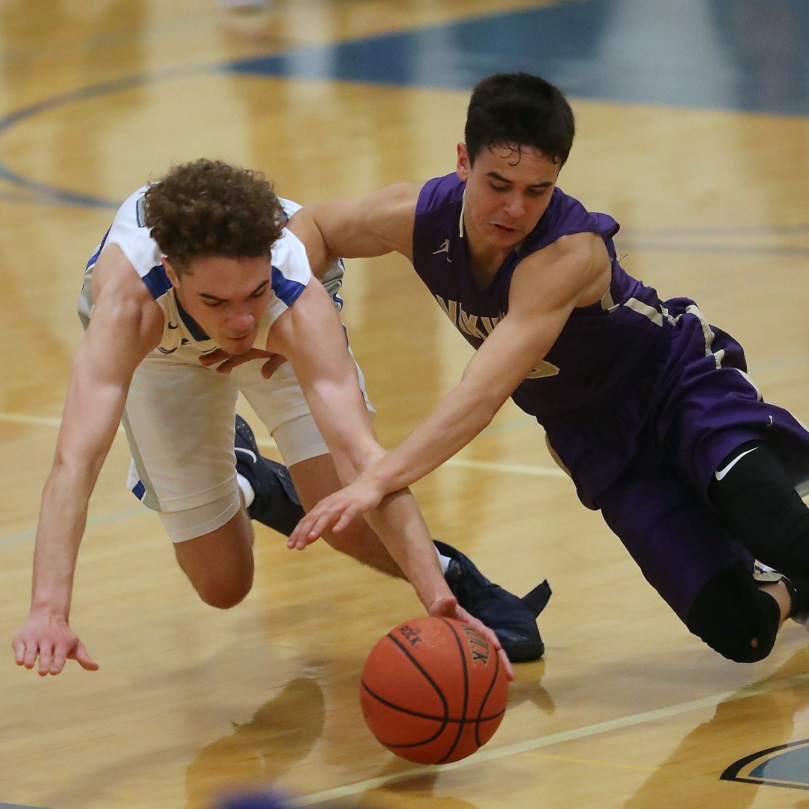 NK boys triumph in latest Viking/Trojan classic hoops tilt