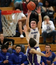 Olympic's boys basketball team has qualified for the playoffs every year since the 2010-11 season.