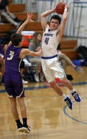 Olympic's boys basketball team was scheduled to return the court Wednesday night against Franklin Pierce in the quarterfinals of the Class 2A West Central District tournament.