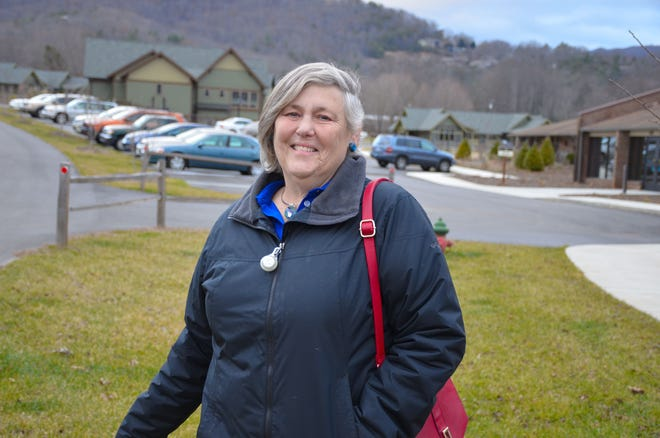 The adventures of Eileen Shea have taken her all over the country, but when it came time to retire, the mountains beckoned.