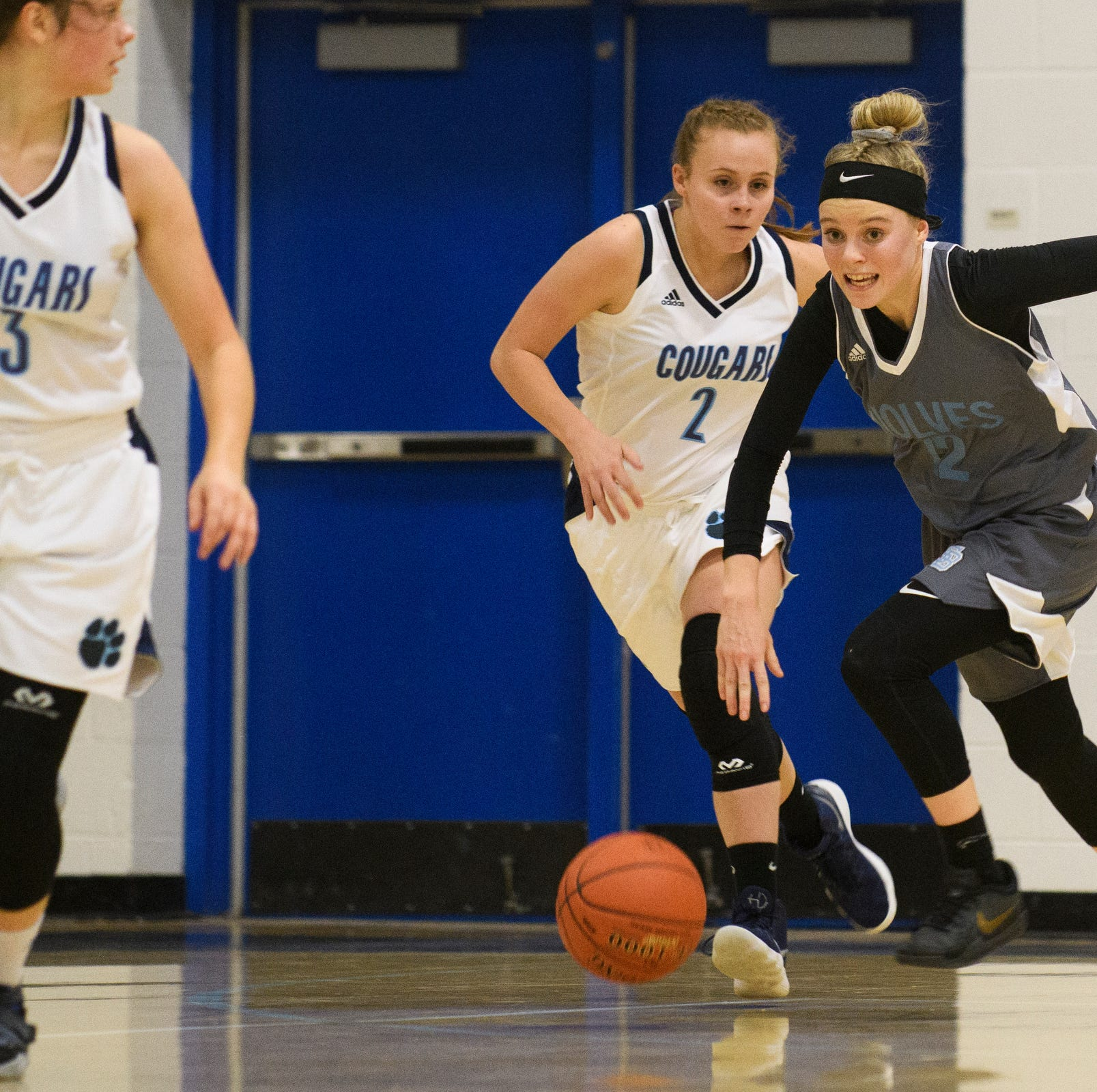 Friday's highlights: South Burlington girls basketball rallies past MMU