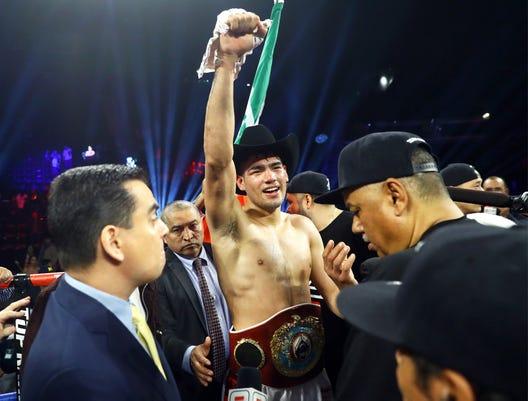 Gilberto Ramirez Victory