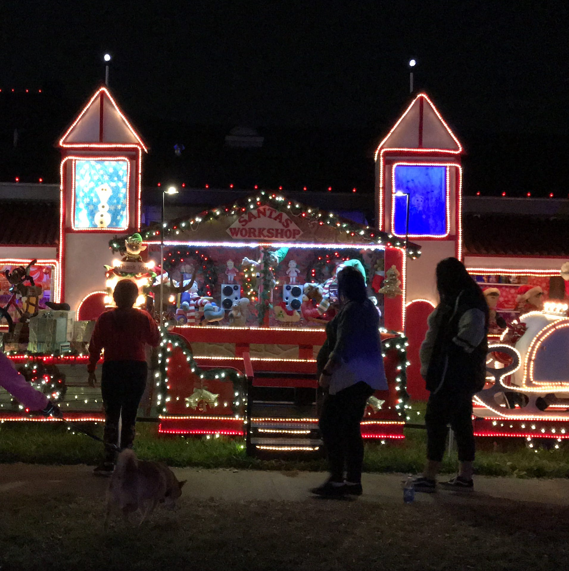 Where to find the best Christmas lights in Corpus Christi 2018