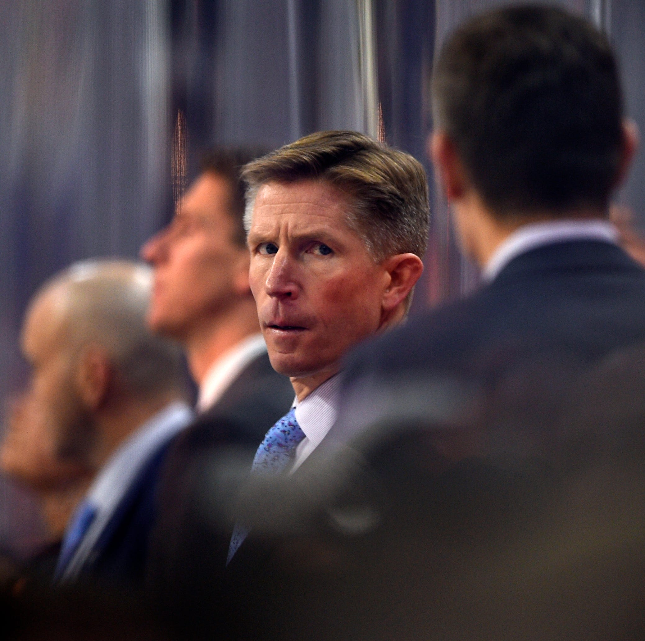 Sources: Flyers make the decision to fire Dave Hakstol