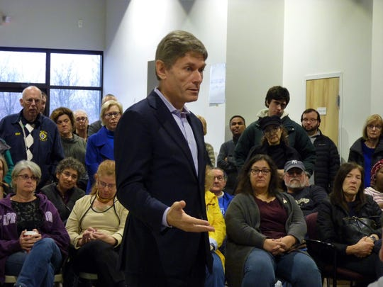 Congressman Tom Malinowski has announced he is opening his district office in Somerville.
