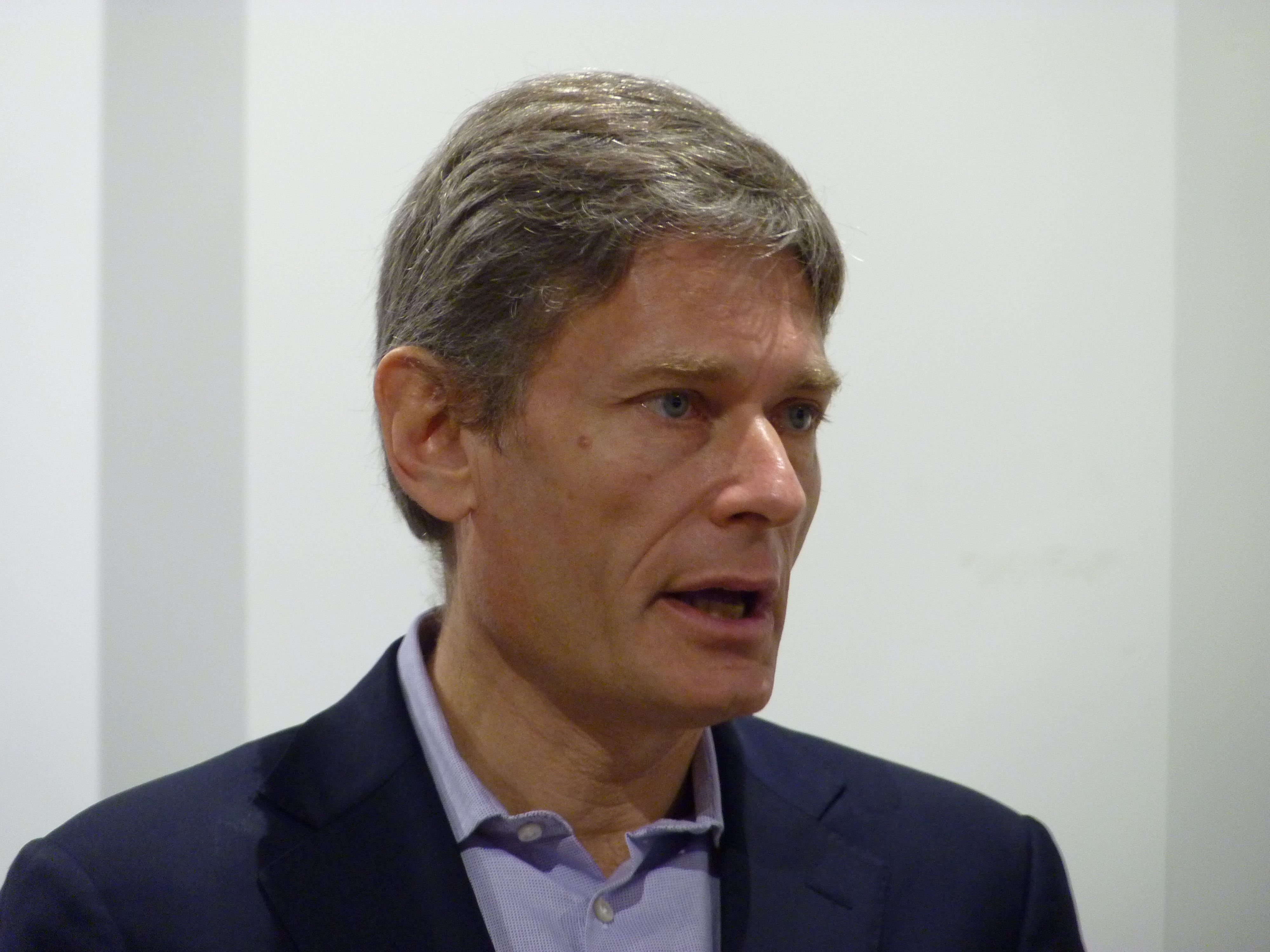 The gallery/album title should be: Tom Malinowski holds Somerville town hall    the description for each should be: Congressman-elect Tom Malinowski held a town hall on Saturday, Dec. 15 in Somerville to speak to his constituents on issues regarding transportation, health care, immigration.