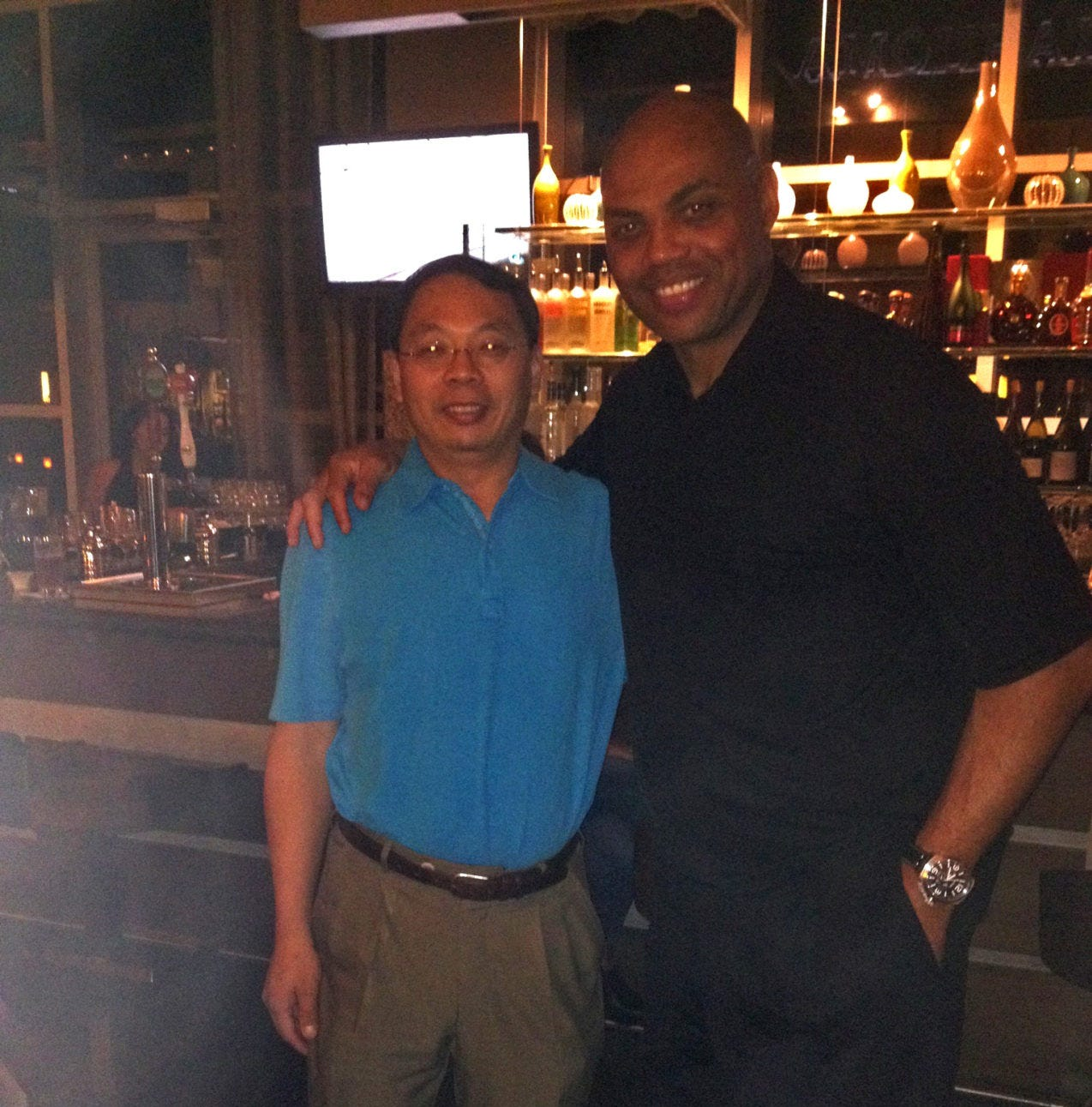 'Blessed to know him as a person': An Iowa scientist's unlikely friendship with Charles Barkley