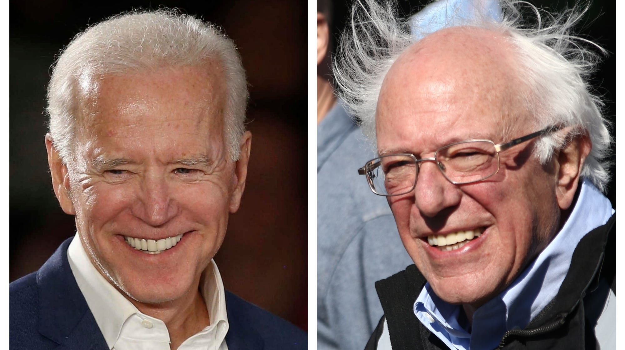 Joe Biden and Bernie Sanders top the list of potential presidential candidates preferred by Iowa's likely Democratic caucusgoers, according to the results of the latest Des Moines Register/CNN/Mediacom Iowa Poll.