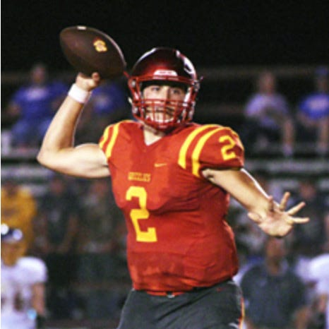 Cyclones landing big (literally) quarterback in Kansas star Easton Dean