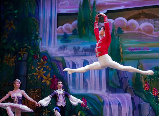 """The Moscow Ballet's """"Great Russian Nutcracker"""" has toured the U.S. and Canada every holiday season since 1993."""