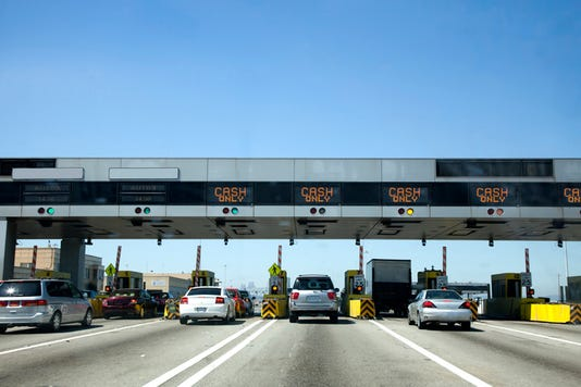 Golden Gate Toll Plaza